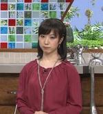 川田裕美 髪型